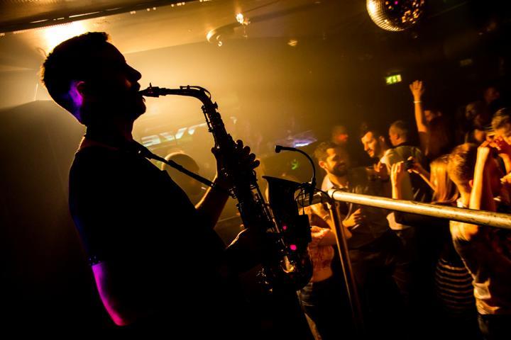 Al Grant - Saxophonist