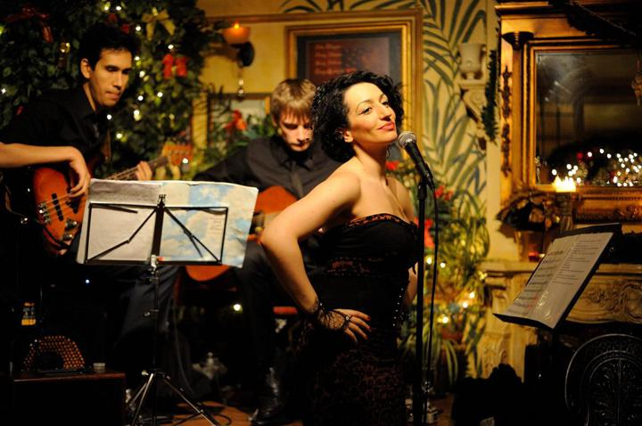 Oriana and The Charmers - Jazz Band