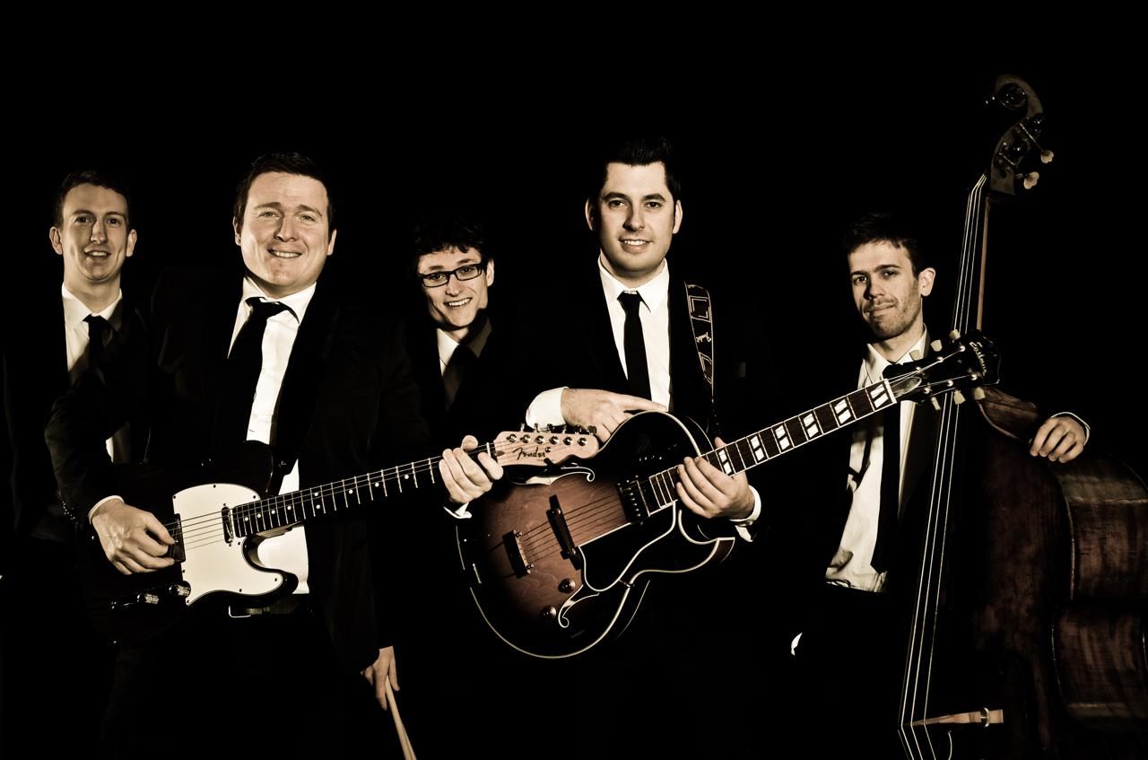 Book The Veyrons, 1950s Rock 'n' Roll Band now on FixTheMusic